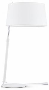 Настольная лампа декоративная Maytoni Bergamo MOD613TL-01W