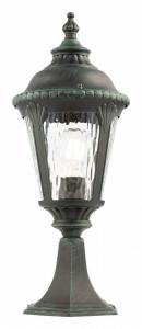 Наземный низкий светильник Maytoni Goiri O029FL-01GN