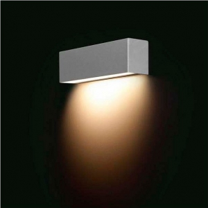 Накладной светильник Nowodvorski Straight Wall Silver 6354