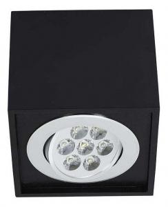 Накладной светильник Nowodvorski Box Led Black 6427