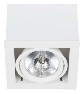 Встраиваемый светильник Nowodvorski Box White 6455