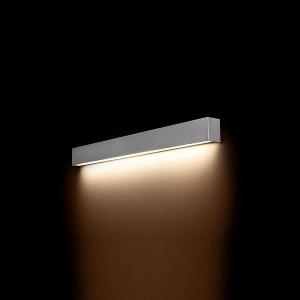 Накладной светильник Nowodvorski Straight Wall Silver 9614