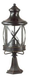 Наземный низкий светильник Odeon Light Sation 4045/3B