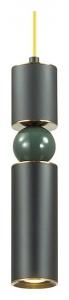 Подвесной светильник Odeon Light Sakra 4075/5L