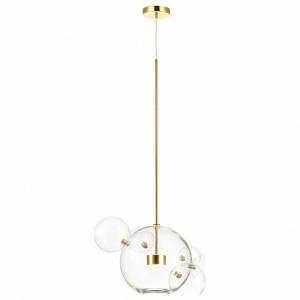 Подвесной светильник Odeon Light Bubbles 4640/12LB