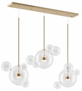 Подвесной светильник Odeon Light Bubbles 4640/36L