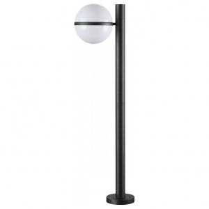 Наземный высокий светильник Odeon Light Lomeo 4832/1F