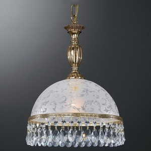 Подвесной светильник Reccagni Angelo 6300 L 6300/28