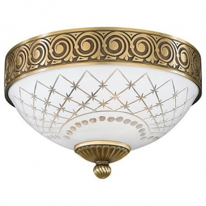 Накладной светильник Reccagni Angelo 7012 PL 7012/2