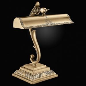 Настольная лампа декоративная Reccagni Angelo 1000 P 1000/2 BRONZO