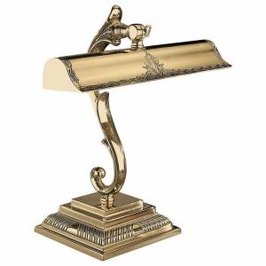 Настольная лампа декоративная Reccagni Angelo 1000 P 1000/2 ORO