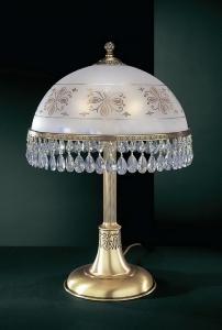 Настольная лампа декоративная Reccagni Angelo 6000 P 6000 G