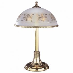 Настольная лампа декоративная Reccagni Angelo 6102 P 6102 G
