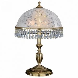 Настольная лампа декоративная Reccagni Angelo 6300 P 6300 G