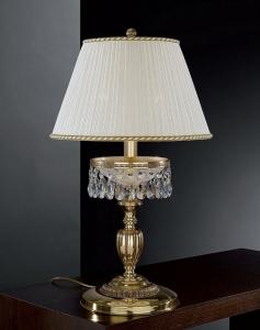 Настольная лампа декоративная Reccagni Angelo 6500 P 6500 G