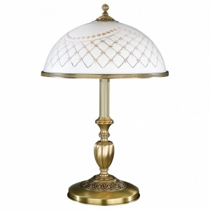 Настольная лампа декоративная Reccagni Angelo 7002 P 7002 G