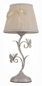 Настольная лампа декоративная Rivoli Farfalla T1 WG Б0038413