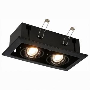 Встраиваемый светильник ST-Luce Hemi ST250.448.02