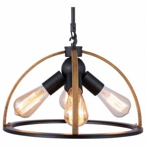 Подвесной светильник TopLight Jasmin TL1179H-04BK