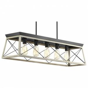 Подвесной светильник TopLight Karolyn TL1180H-05BK