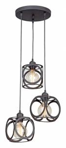 Подвесной светильник Vitaluce 4920 V4920-1/3S